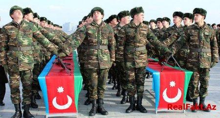 Orduya çağırış başladı - SƏRƏNCAM
