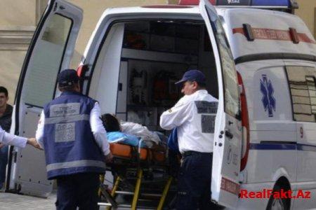 Bakıda AĞIR QƏZA: 11 nəfər xəstəxanalıq oldu
