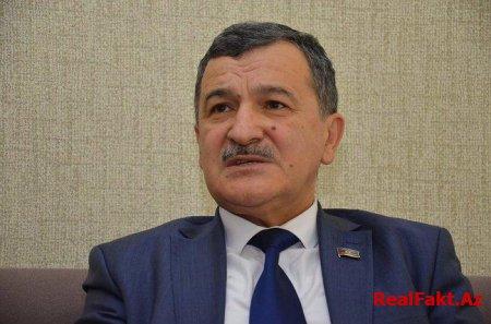 Deputat: AXC-Müsavat dönəmində Azərbaycan bir dövlət kimi mövcudluğunu itirmək təhlükəsi ilə üz-üzə qalmışdı