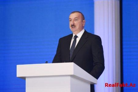 Hədəf daha qüdrətli, daha rifahlı Azərbaycandır!