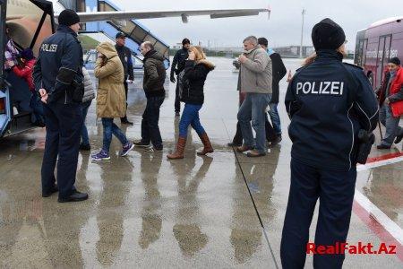 Almaniyadan 300 nəfər Azərbaycan vətəndaşı deportasiya edilib