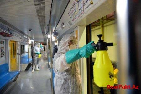 Koronavirus bir gündə səkkiz ölkəyə yayılıb