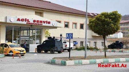 Türkiyəyə raket hücumu: Yaralılar var