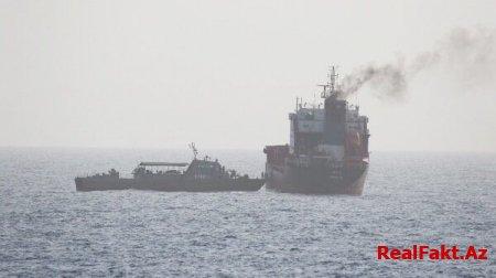 ABŞ İrandan Venesuelaya yanacaq daşıyan tankerləri ələ keçirdi