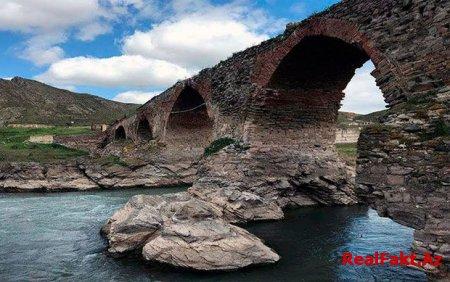 Azərbaycanı birləşdirən 10 əsrlik abidə - FOTO